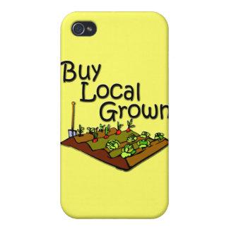 Compre el negro crecido Local de la producción iPhone 4/4S Fundas