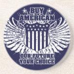 Compre el práctico de costa del americano II Posavasos Cerveza