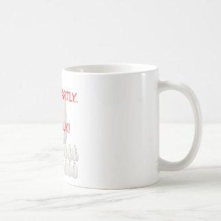 Compre elegante… la leche de la compra Texto co Tazas