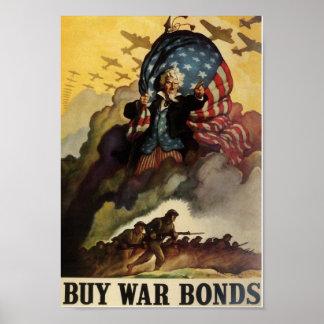 Compre enlaces de guerra póster
