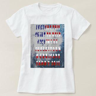 Compre esta camisa y ayude al superstorm las