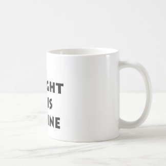 Compré este en línea tazas