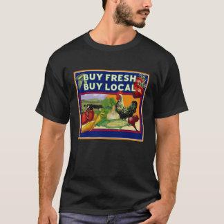 Compre fresco, compre el Local Playera