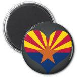 Compre la bandera de Arizona Imán De Frigorifico