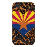 Compre la bandera de Arizona iPhone 4 Protectores