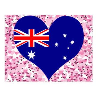 Compre la bandera de Australia Postales