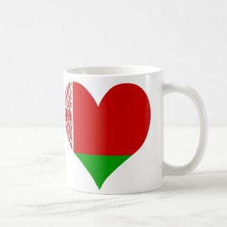 Compre la bandera de Bielorrusia Taza