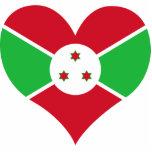 Compre la bandera de Burundi Esculturas Fotograficas
