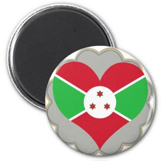Compre la bandera de Burundi Imanes Para Frigoríficos