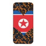 Compre la bandera de Corea del Norte iPhone 5 Coberturas