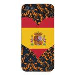 Compre la bandera de España iPhone 5 Carcasa