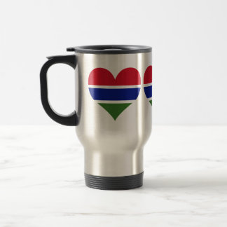 Compre la bandera de Gambia Taza De Viaje