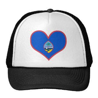 Compre la bandera de Guam Gorras De Camionero
