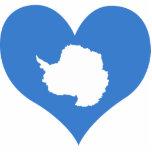 Compre la bandera de la Antártida Escultura Fotografica