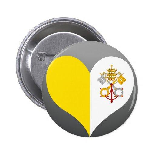Compre la bandera de la Ciudad del Vaticano Pin