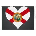 Compre la bandera de la Florida Felicitación