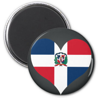 Compre la bandera de la República Dominicana Iman De Frigorífico