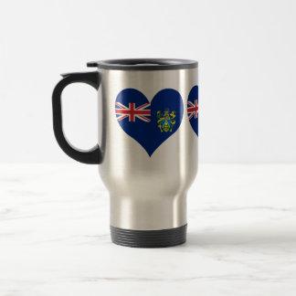 Compre la bandera de las islas de Pitcairn Tazas