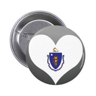 Compre la bandera de Massachusetts Pins