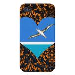 Compre la bandera de Midway Islands iPhone 4 Funda