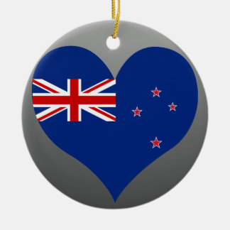 Compre la bandera de Nueva Zelanda Adorno De Navidad