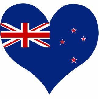 Compre la bandera de Nueva Zelanda Esculturas Fotográficas