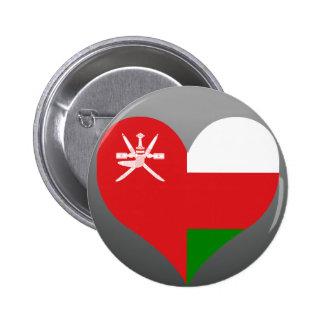 Compre la bandera de Omán Pins