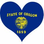 Compre la bandera de Oregon Esculturas Fotograficas