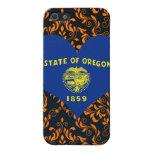 Compre la bandera de Oregon iPhone 5 Protectores