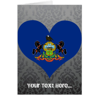 Compre la bandera de Pennsylvania Felicitaciones