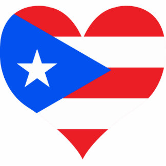 Compre la bandera de Puerto Rico Esculturas Fotograficas