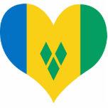 Compre la bandera de San Vicente y las Granadinas Esculturas Fotográficas