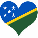 Compre la bandera de Solomon Island Escultura Fotografica