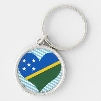 Compre la bandera de Solomon Island Llaveros Personalizados