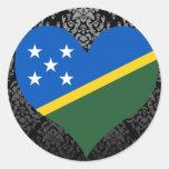 Compre la bandera de Solomon Island Pegatina