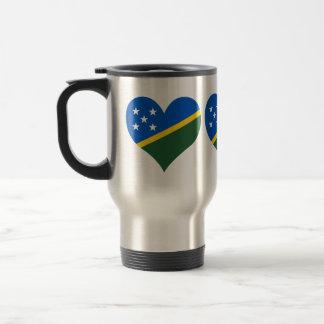 Compre la bandera de Solomon Island Tazas De Café
