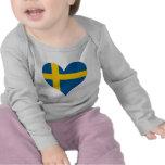 Compre la bandera de Suecia Camiseta