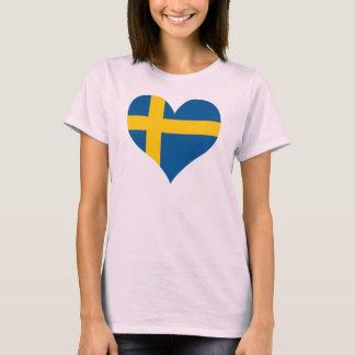 Compre la bandera de Suecia Playera