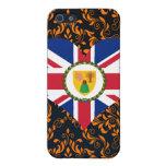 Compre la bandera de Turks and Caicos Islands iPhone 5 Protector