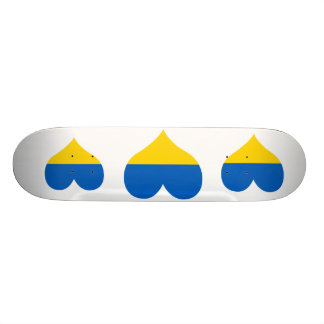 Compre la bandera de Ucrania Monopatín Personalizado