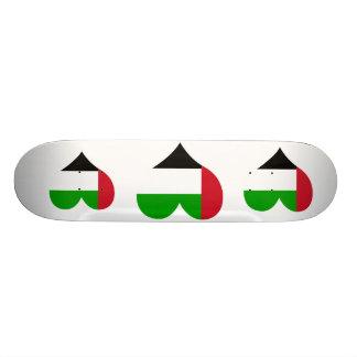 Compre la bandera de United Arab Emirates Patineta Personalizada