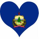 Compre la bandera de Vermont Escultura Fotografica