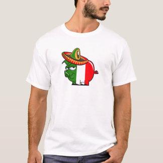 Compre la camiseta de la GRIPE del CERDO