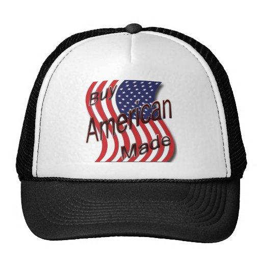 Compre la onda hecha americano gorras