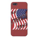 Compre la onda hecha americano iPhone 5 protector