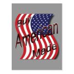 Compre la onda hecha americano tarjetas postales