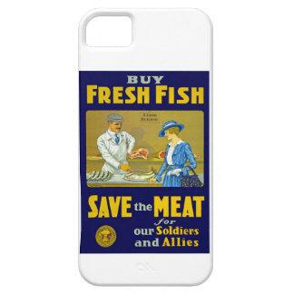 Compre la reserva del ~ de los pescados frescos la funda para iPhone SE/5/5s