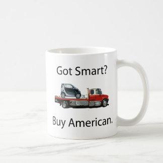 Compre la taza americana