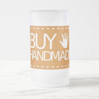 Compre la taza hecha a mano