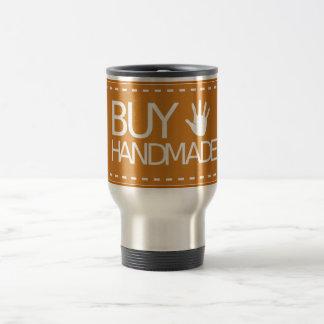 Compre la taza hecha a mano del viaje